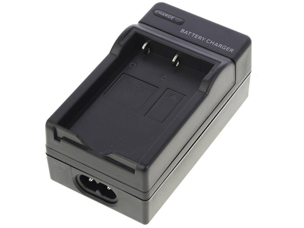 Digitalkamera batteriladdare för Nikon D40 D60 D3000 D5000