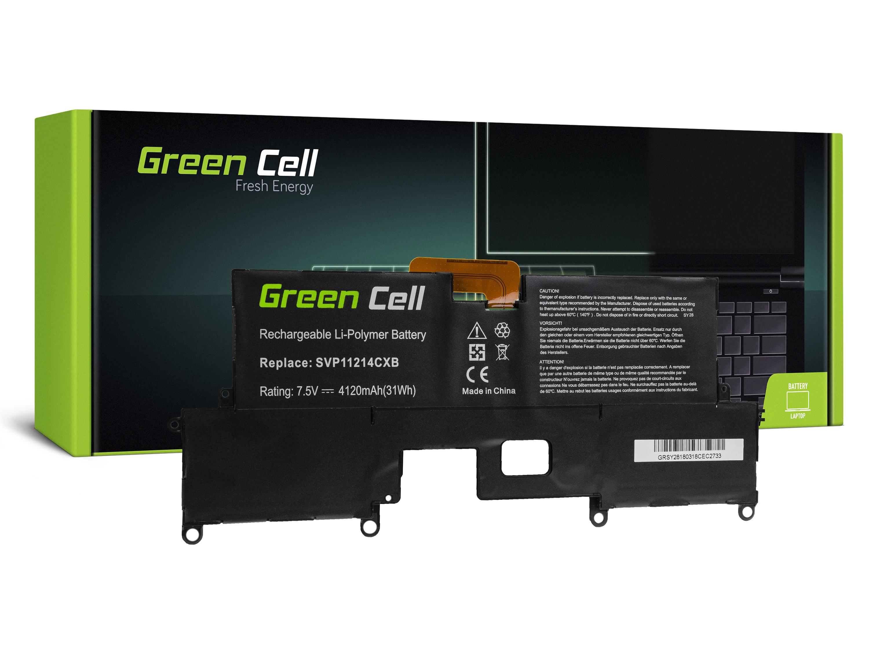 Battery for Sony Vaio Pro 11 / 11,1V 4120mAh