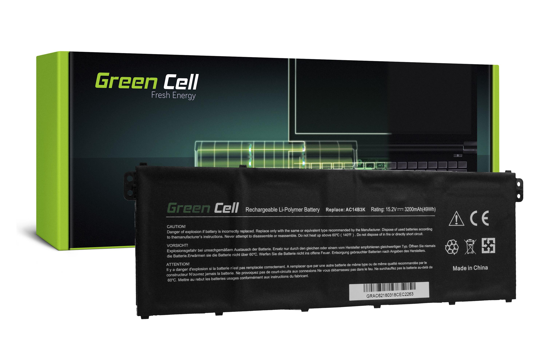 Acer Aspire 5 A515 A517 E15 ES1-512 ES1-533 / 15,2V 3200mAh