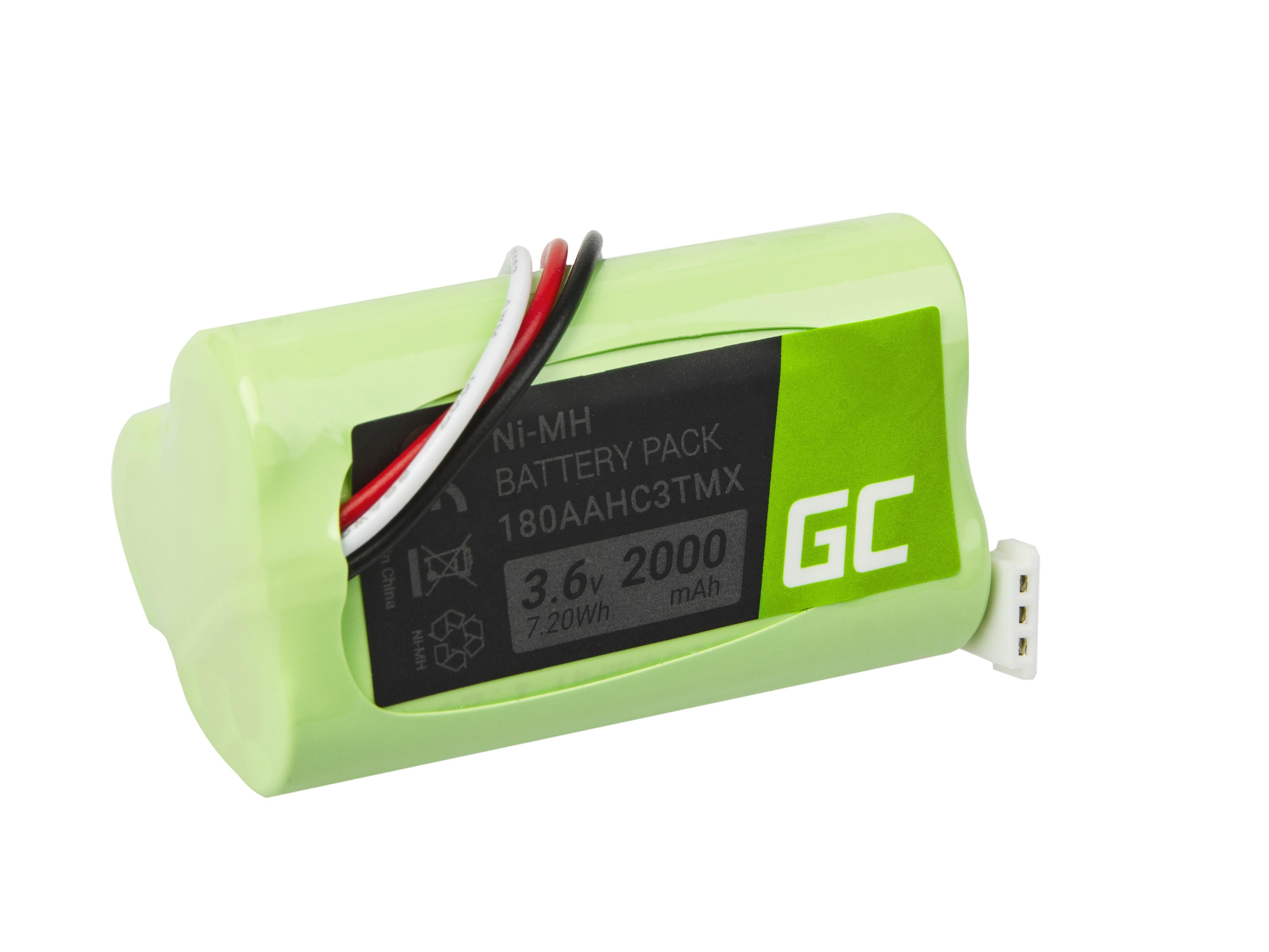 Green Cell 180AAHC3TMX högtalarbatteri för Logitech S315i S715i Z515 Z715