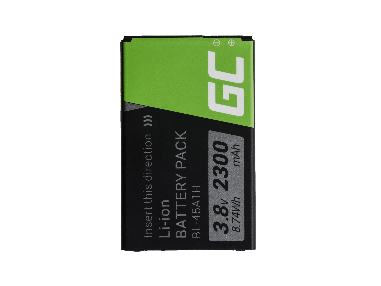 Green Cell smartphone batteri BL-45A1H LG K10 K420n K430
