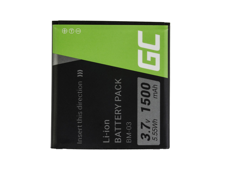 Green Cell Smartphone Batteri BM-03 myPhone C-Smart Funky