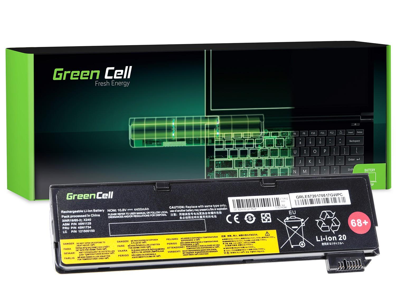 Batteri för Lenovo ThinkPad T440 L450 / 11,1V 4400mAh