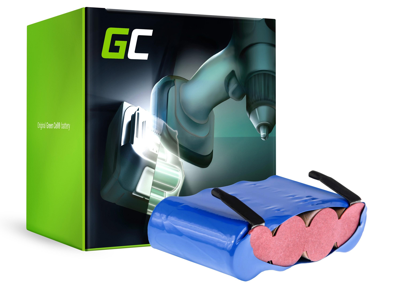 Green Cell dammsugare batteri för Karcher K50 K55 K85