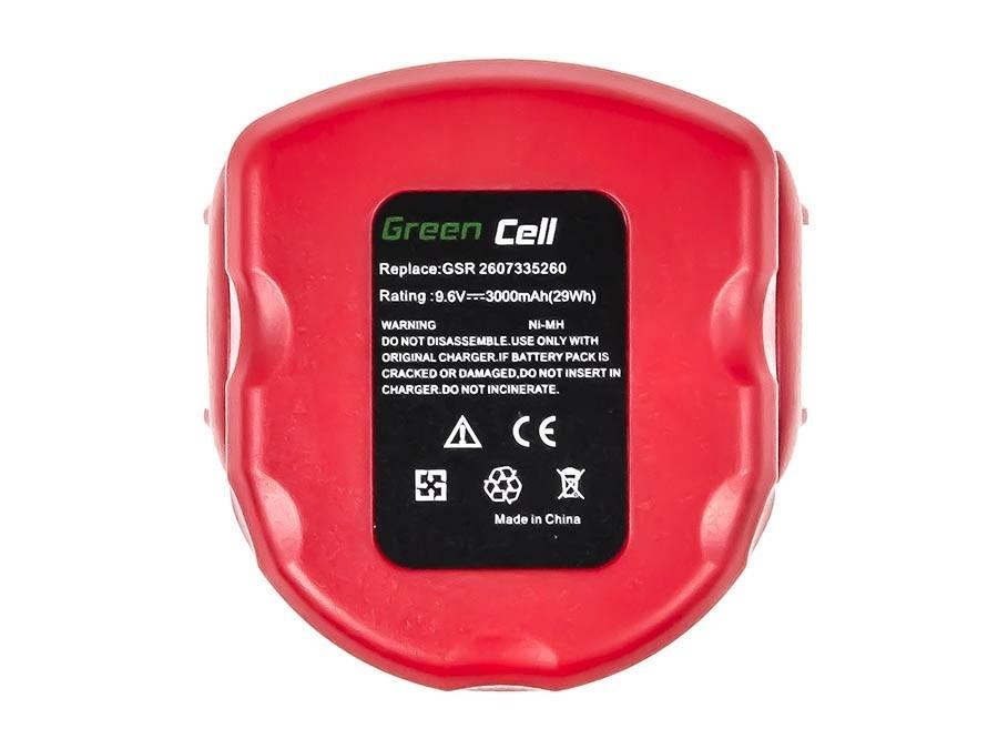 Batteri för elverktyg för Bosch O-Pack GSR 9.6VE2 PSR 9.6VE-2
