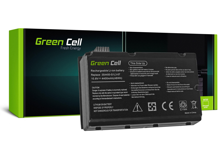 Fujitsu-Siemens Amilo Pi3525 Pi3540 / 11,1V 4400mAh