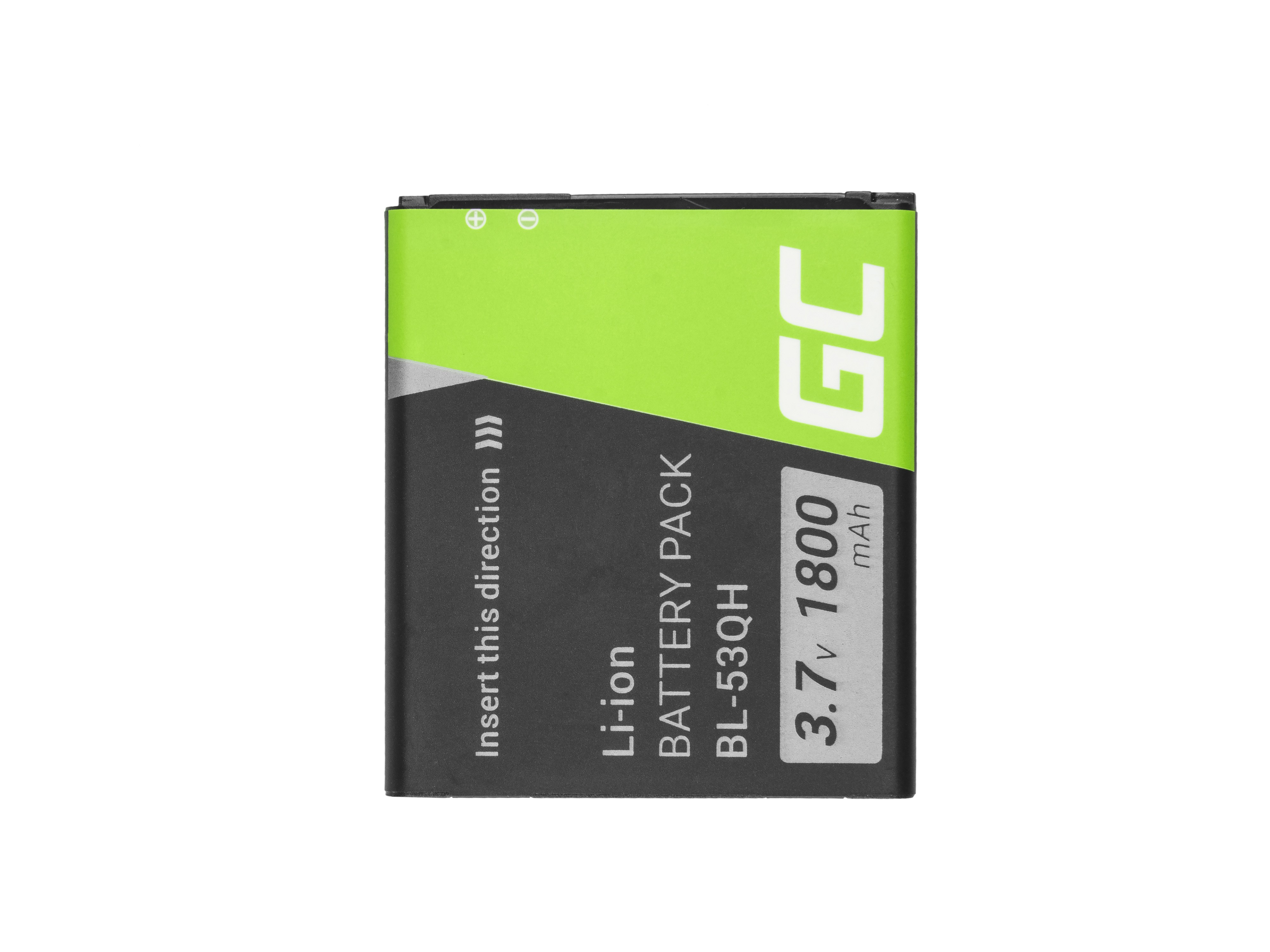Green Cell smartphone batteri BL-53QH för LG L9 P760 P769 P880 P880G 4X HD