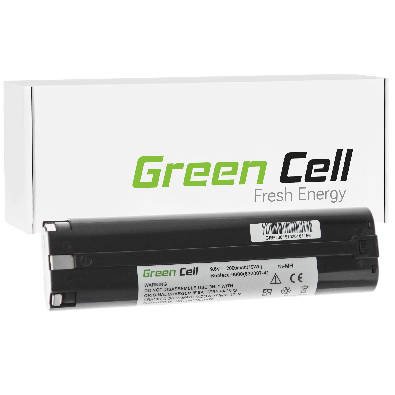 Batteri av elverktyg 9000 9001 för Makita 4000 DA390D