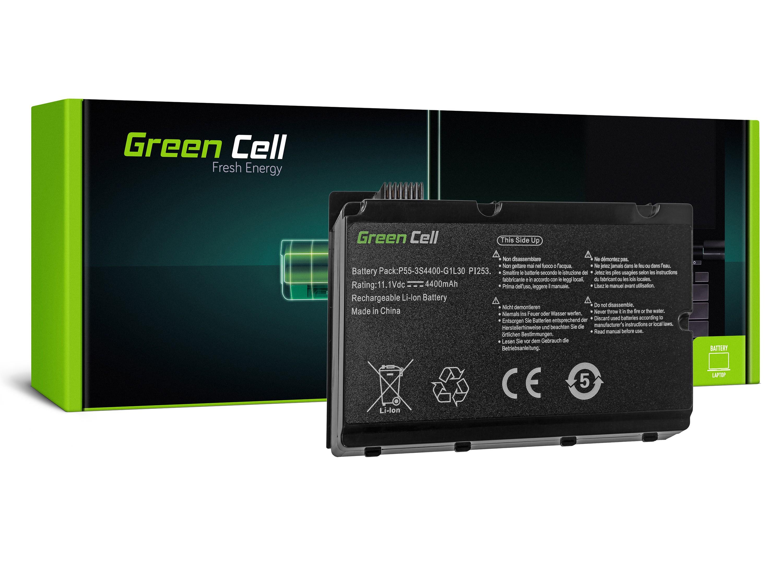 Fujitsu-Siemens Amilo Pi2530 Pi2550 Pi3540 Xi2550 / 11,1V 4400mAh