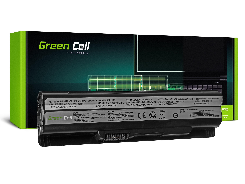 MSI CR650 CX650 FX600 GE60 GE70 (svart) / 11,1V 4400mAh