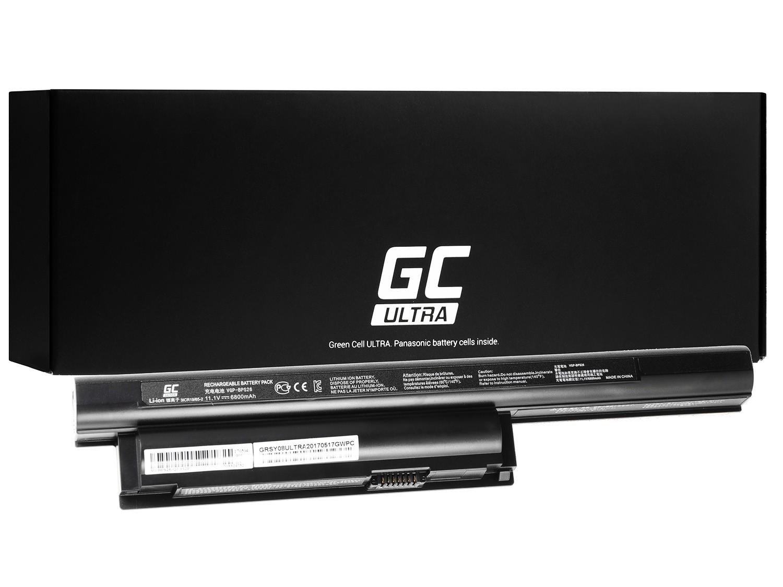 Green Cell ULTRA-batteri för Sony Vaio PCG-71811M PCG-71911M SVE15 / 11,1V 6800mAh