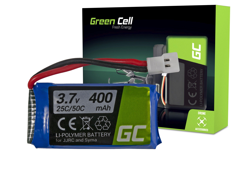 Green Cell RC Batteri för JJRC H31 3.7V 400mAh