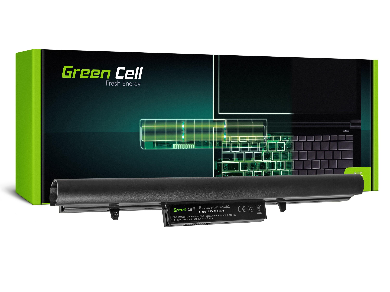 Green Cell ULTRA-batteri för Hasee K480N Q480S UN43 UN45 UN47 / 14,4V 2200mAh