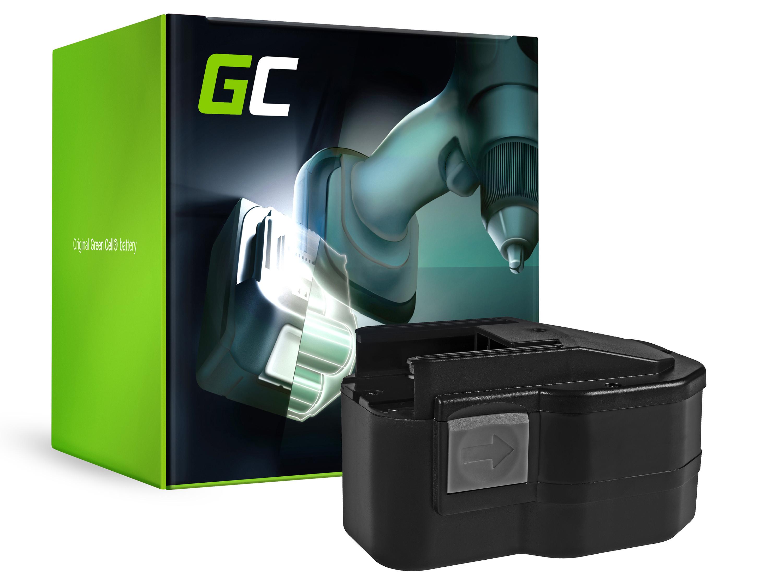 Green Cellverktygsbatteri M1230, MXM12 AEG BEST 12 X Super, BS 12X, BBS 12 X, BSB 12 STX 12V 3.3Ah
