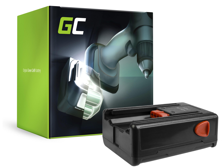 Green Cell gräsklippare Batteri 8834-20 Green Cell för Gardena EasyCut 42 Accu 8872-20 SmallCut 300 Accu 8844-20