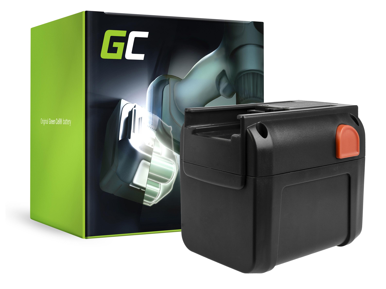 Green Cell gräsklippare Batteri 8835-20 8839-20 för Gardena AccuCut 18-Li 400 450 EasyCut 50-Li ErgoCut 48-Li HighCut 48-Li