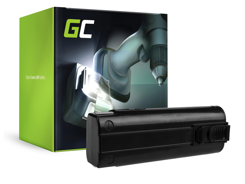 Green Cellverktygsbatteri 404400 404717 för Paslode IMCT IM50 IM65 IM200 IM250 IM300 IM325 IM350