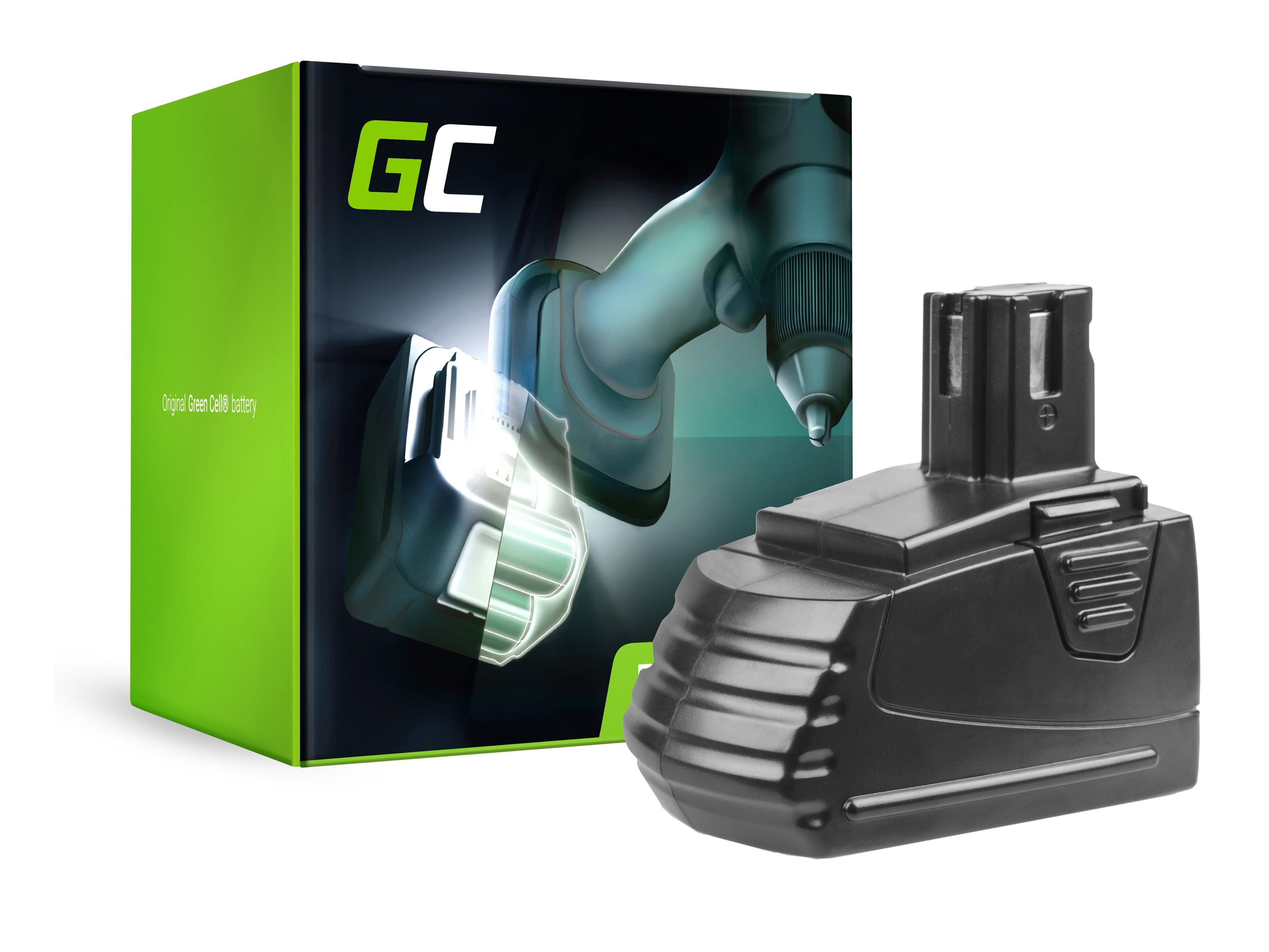 Green Cellverktygsbatteri SFB 121 SFB 126 Green Cell för Hilti SF 121-A SFL 12/15 SID 121-A