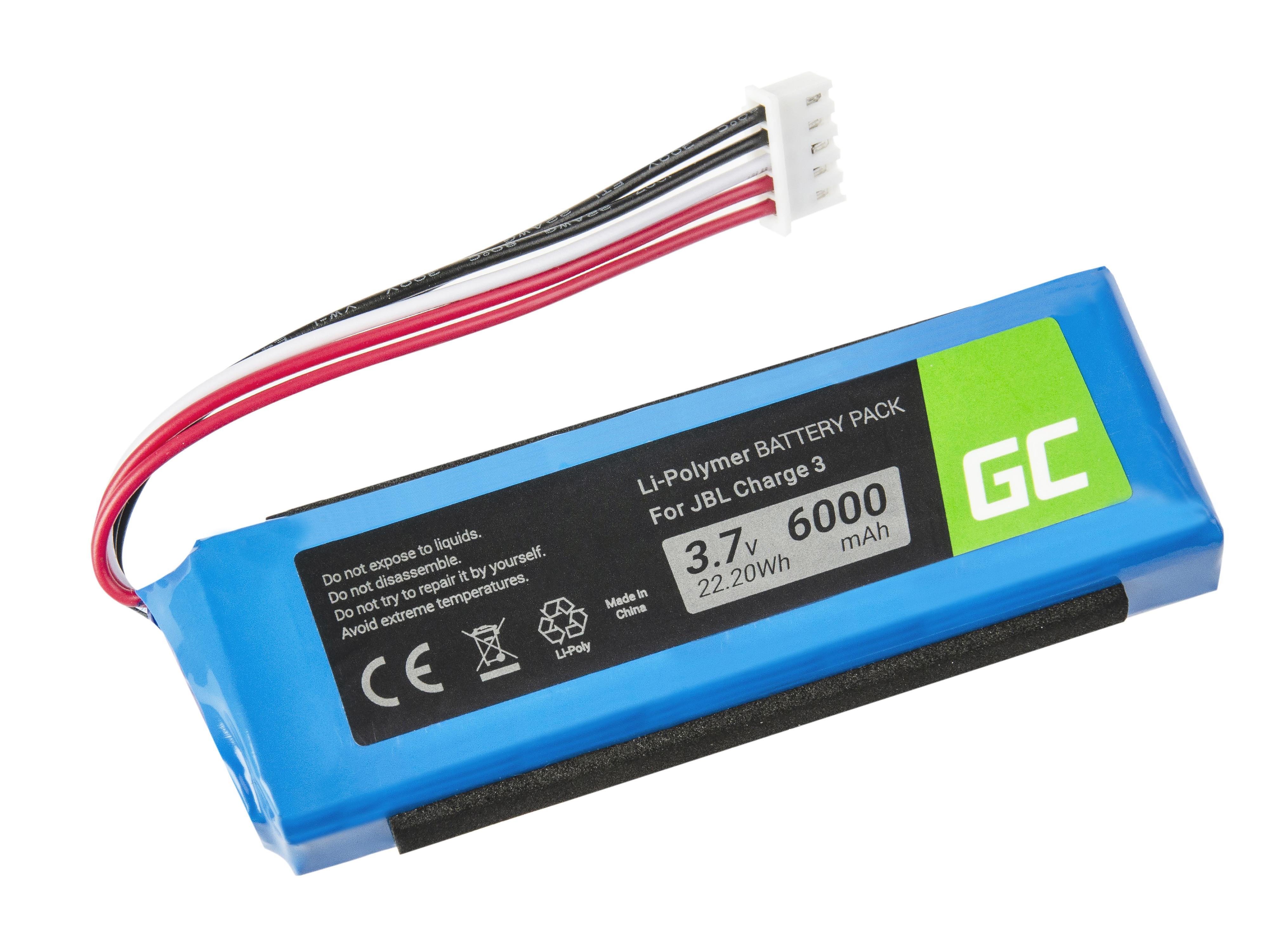 Batterihögtalare GSP1029102A för JBL-laddning 3