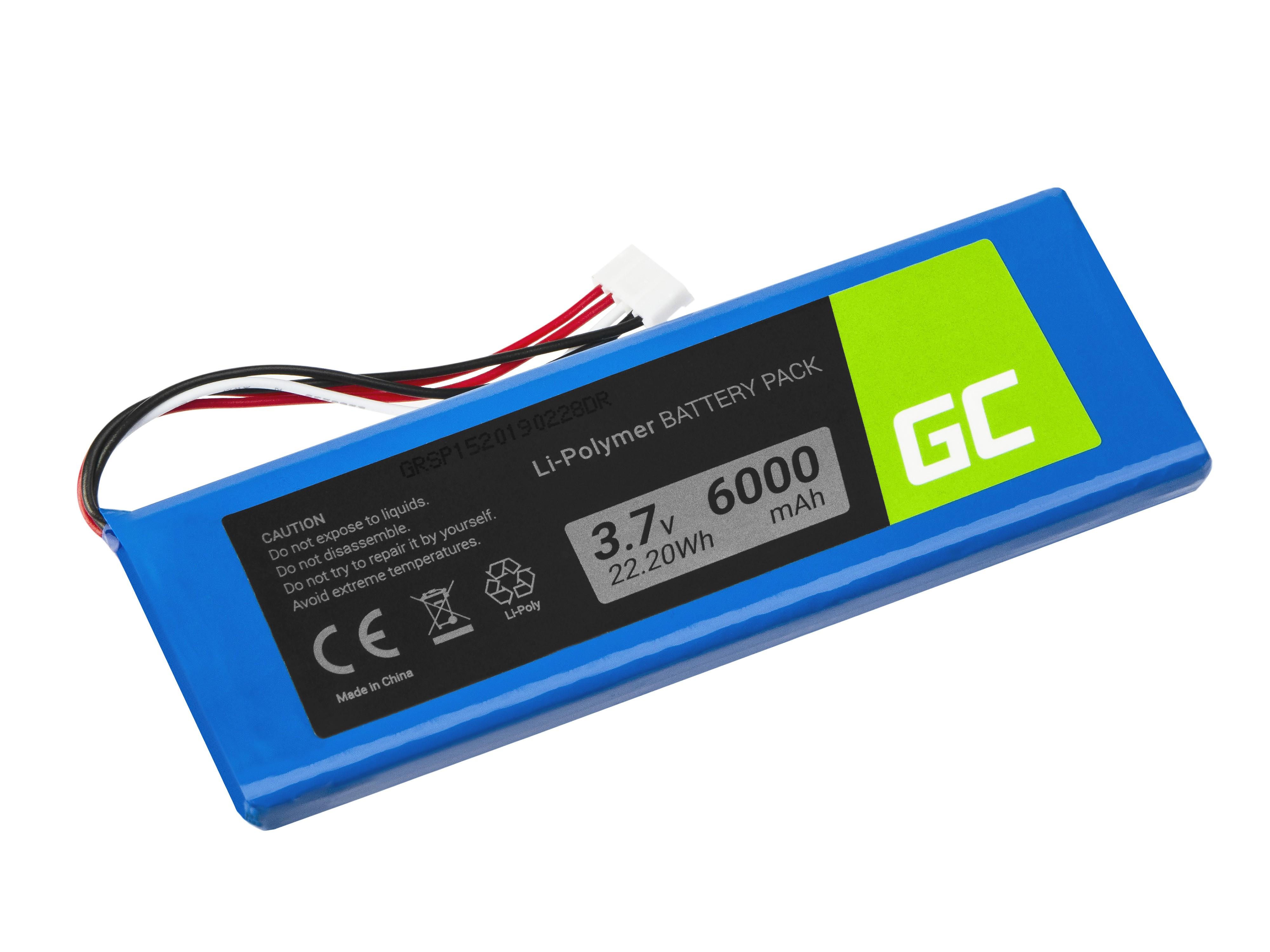 Batterihögtalare 5542110P P5542100-P för JBL Pulse 2, Puls 3