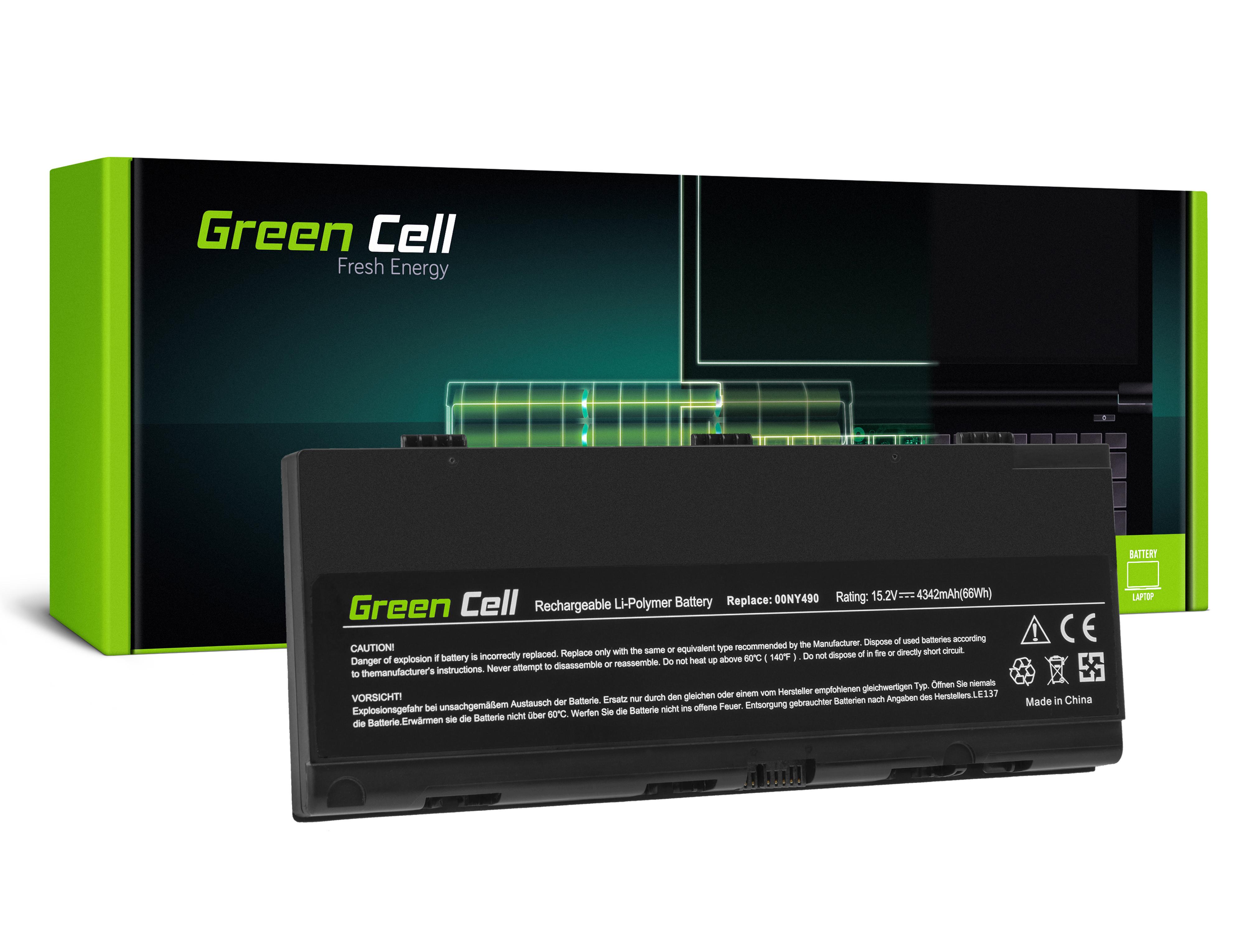 Batteri 00NY490 00NY491 för Lenovo ThinkPad P50 P51