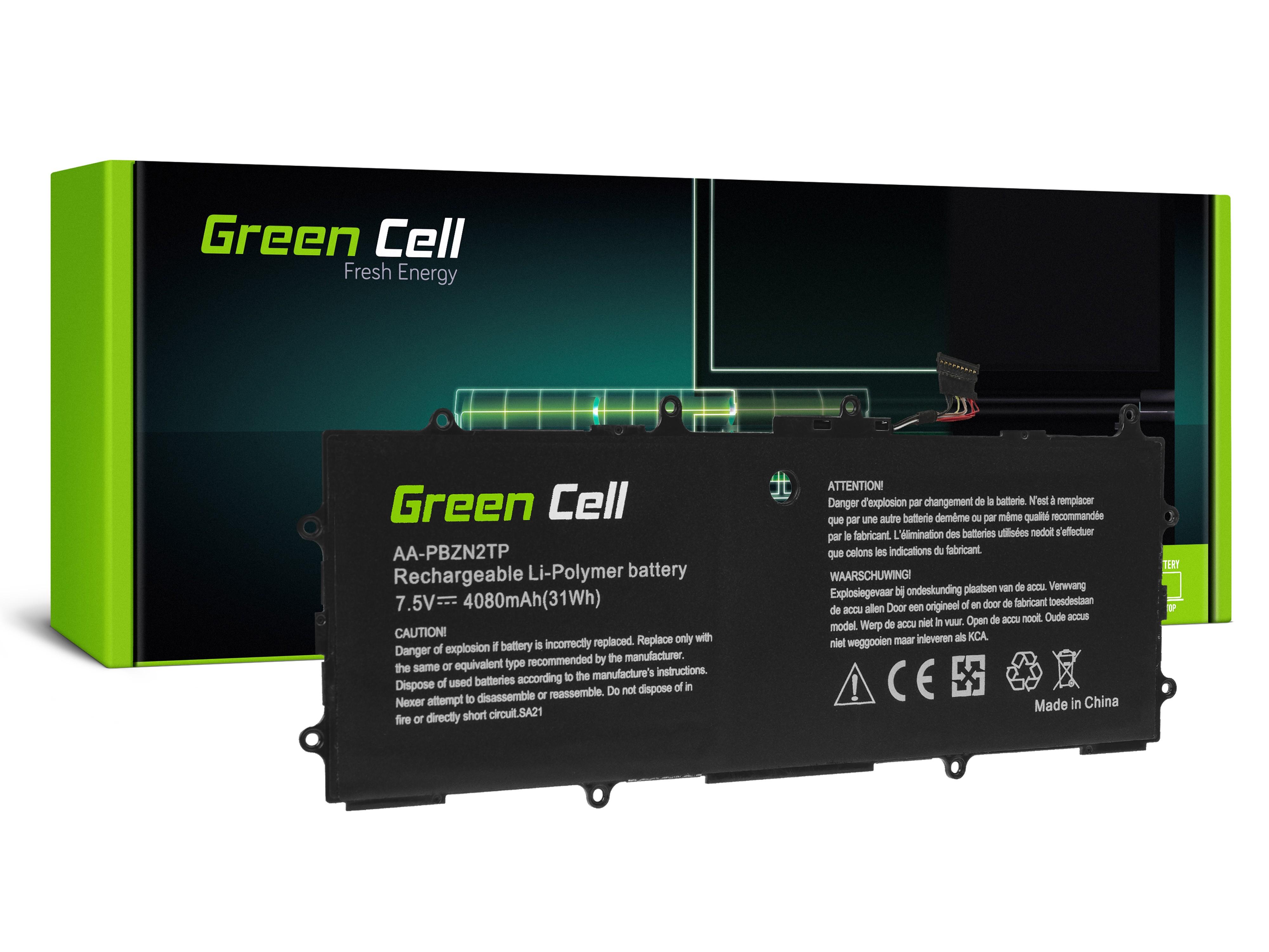 Batteri AA-PBZN2TP do Samsung NP905S3G NP910S3G NP915S3G XE300TZC XE303C12 XE500C12 XE500T1C