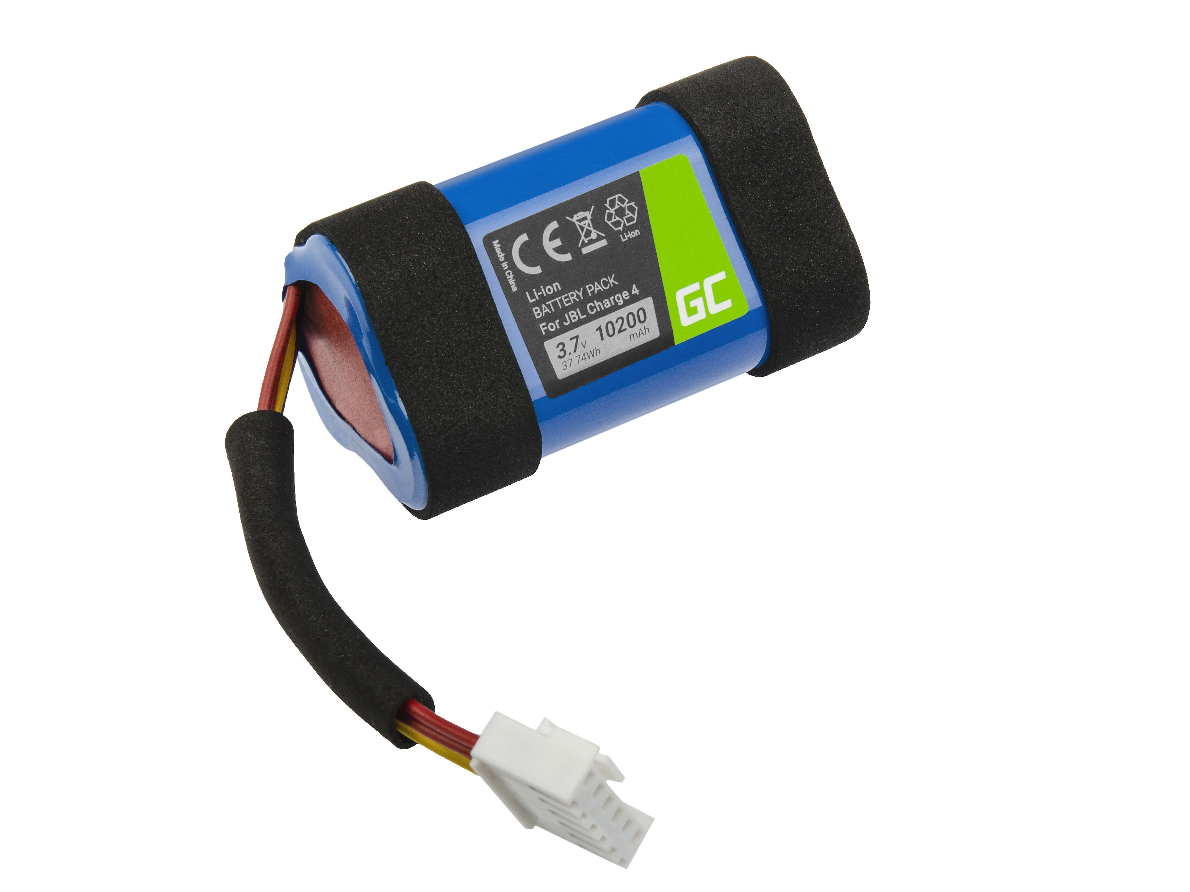 Batteri ID998 göra głośnika JBL Laddning 4