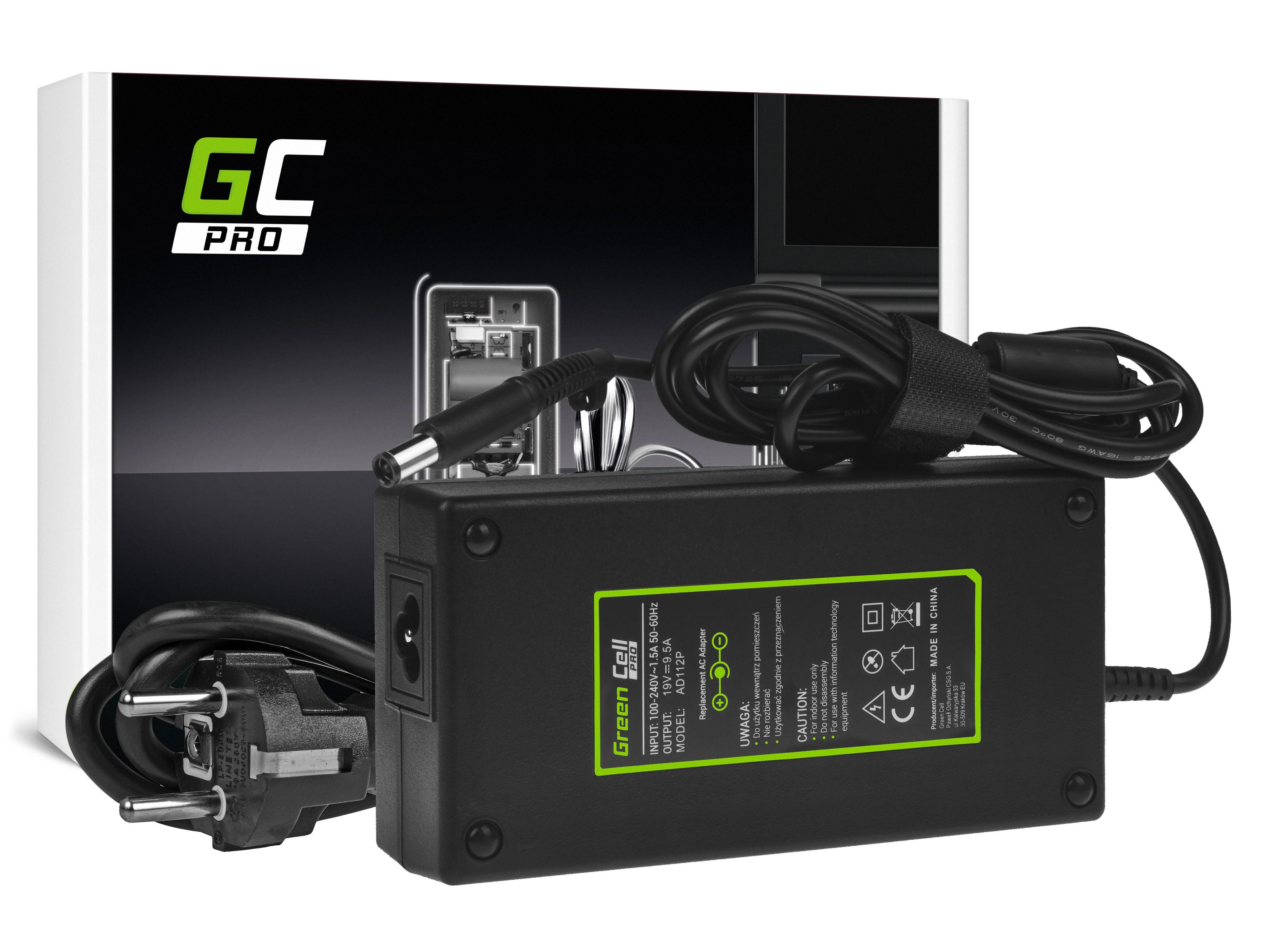 Zasilacz Ładowarka PRO 19V 9.5A 180W do HP Omni 200 220 HP TouchSmart 420 520 610 HP Elite 8200 8300