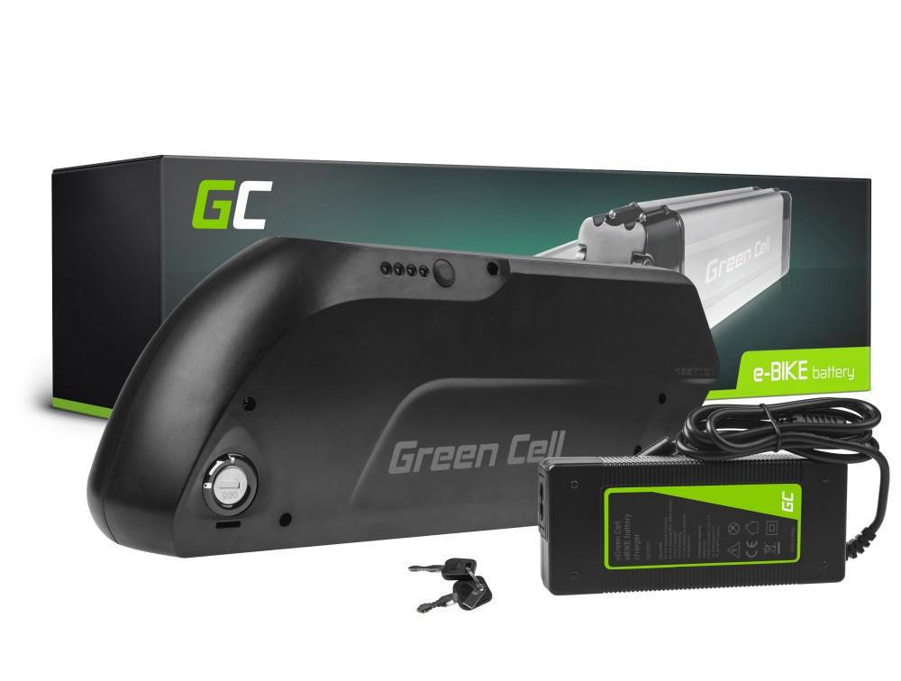 Batteri down tube 36V 15,6Ah 562Wh för E-Bike Pedelec