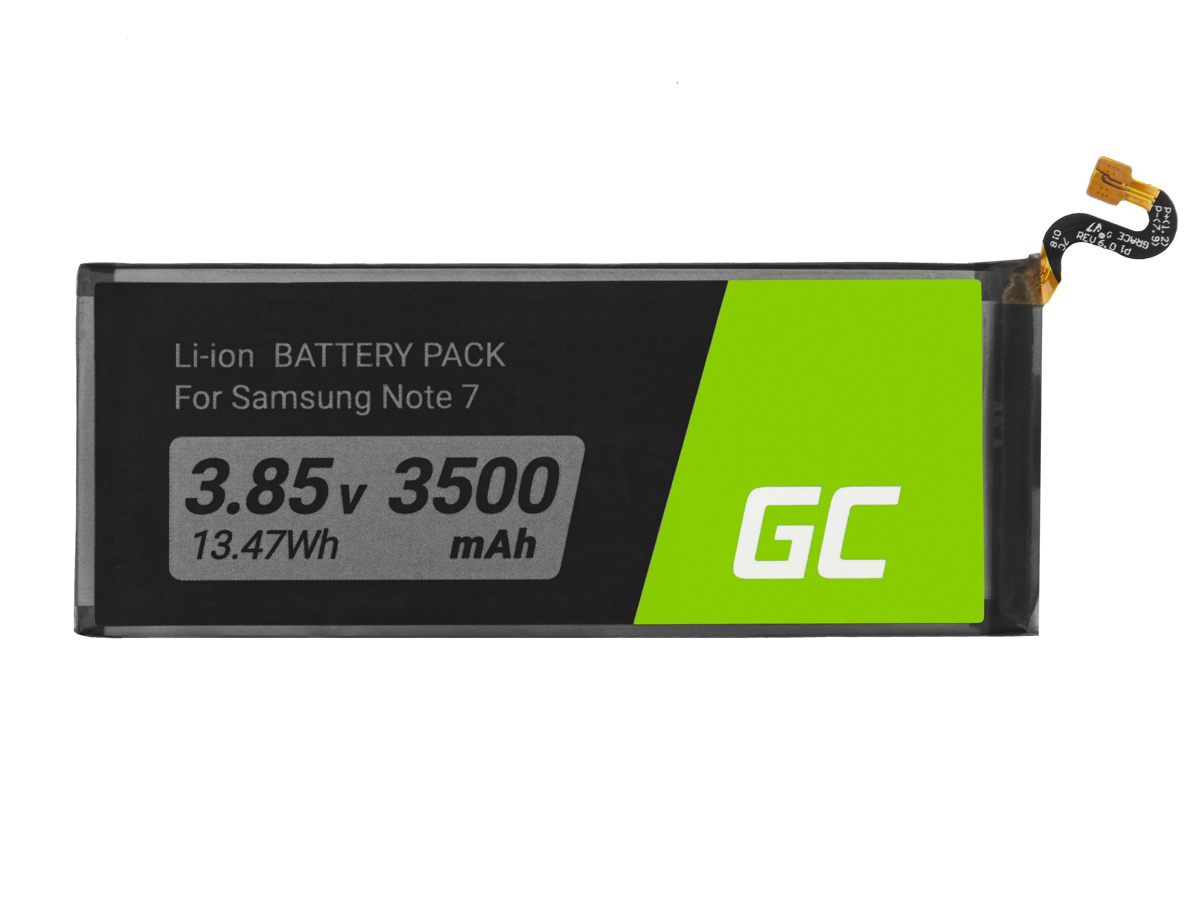 Batteri EB-BN930ABE för Samsung Galaxy Note 7