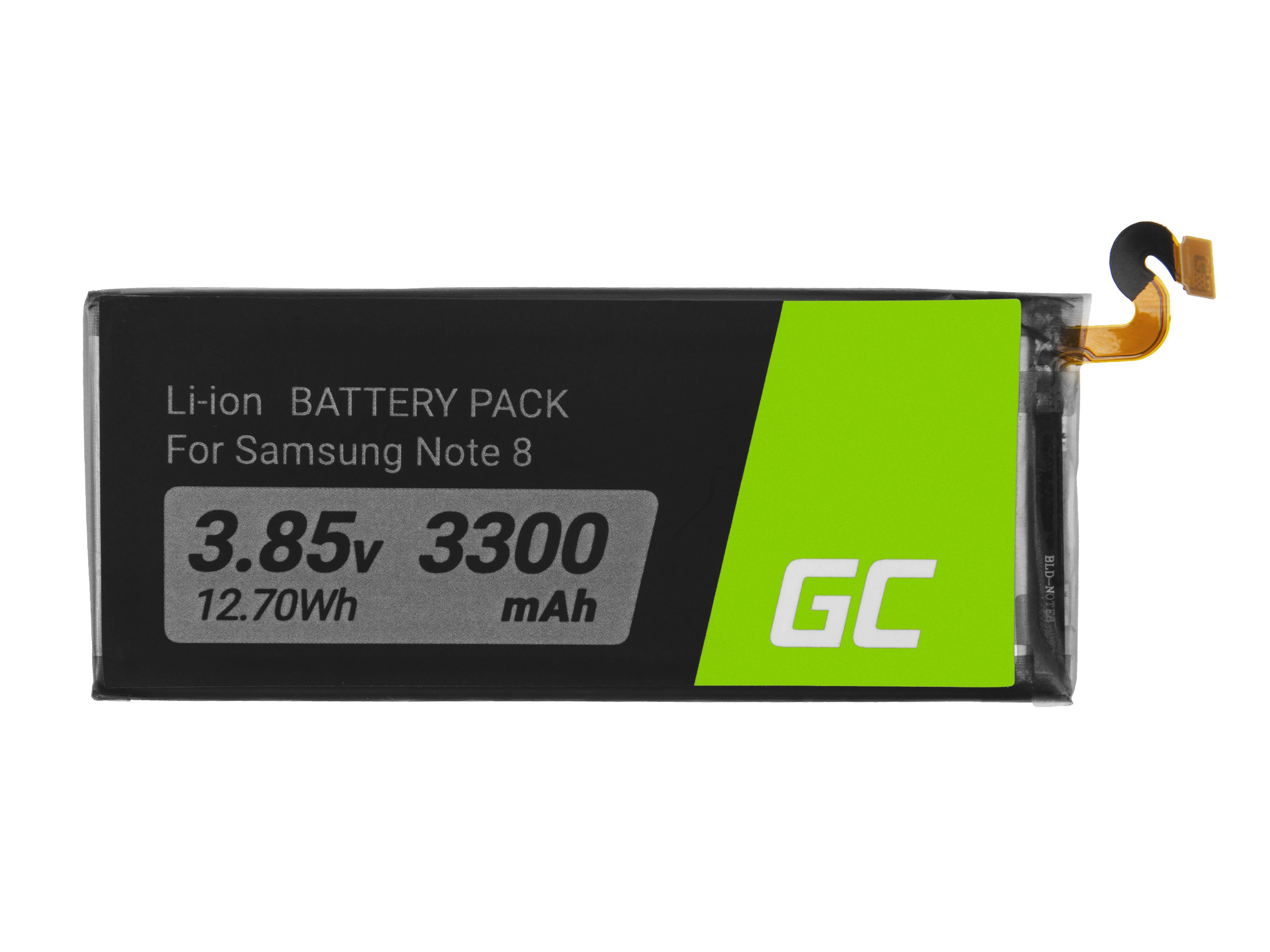 Batteri EB-BN950ABE för Samsung Galaxy Note 8