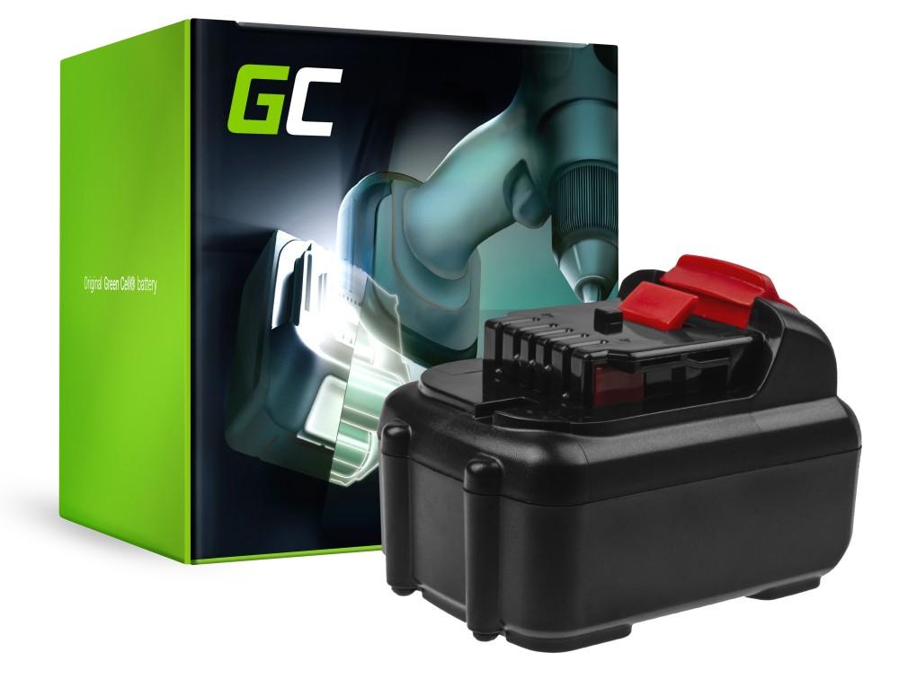 Batteri (5Ah 10.8V) DCB120 DCB124 DCB121 DCB127 för DeWalt DCD710 DCF815 DCT416 DCF813 DCF813N DCD710N DCF815N
