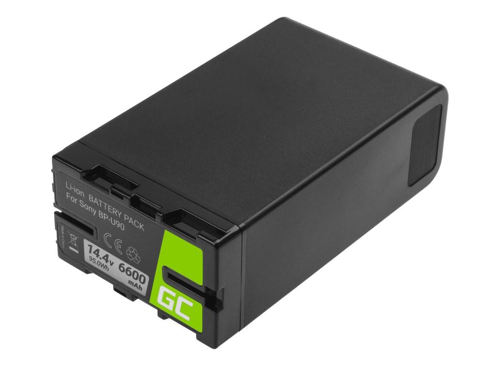 Battery BP-U90 BP-U60 BP-U30 for Sony 6600mAh 95Wh 14.4V