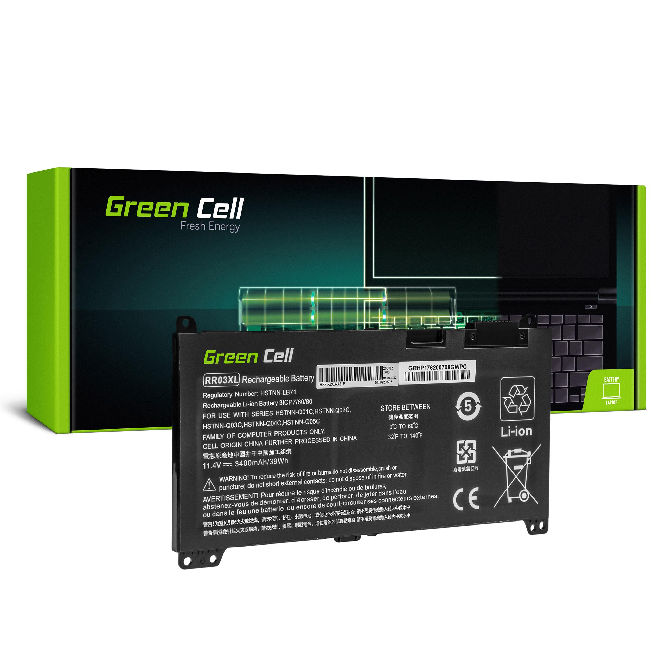 Battery RR03XL for HP ProBook 430 G4 G5 440 G4 G5 450 G4 G5 455 G4 G5 470 G4 G5