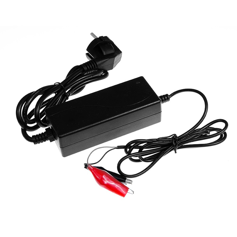 Battery charger for AGM, Gel and Lead Acid (6V, 2A)
