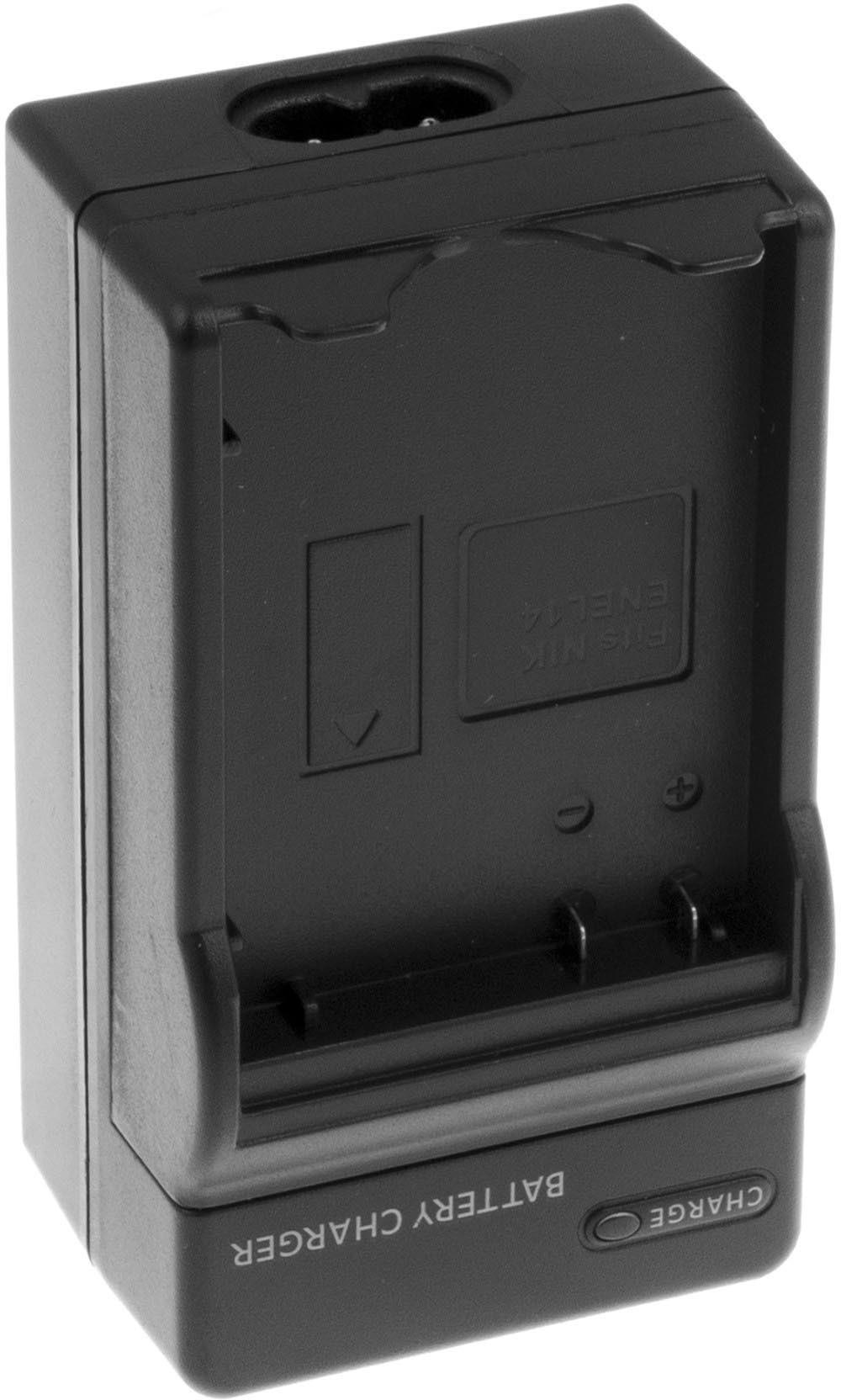 Camera Battery Charger EN-EL14 for Nikon D3100 D3300 D5100 D5200 CoolPix P7000