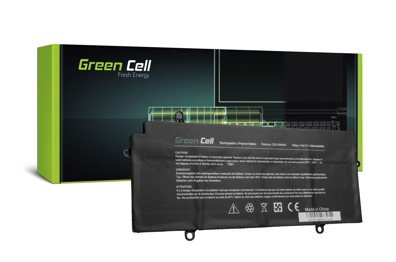 Battery for Toshiba Portege Z30 Z30-A Z30-B Z30-C Z30t Z30t-A Z30t-B Z30t-C / 14,4V 3350mAh