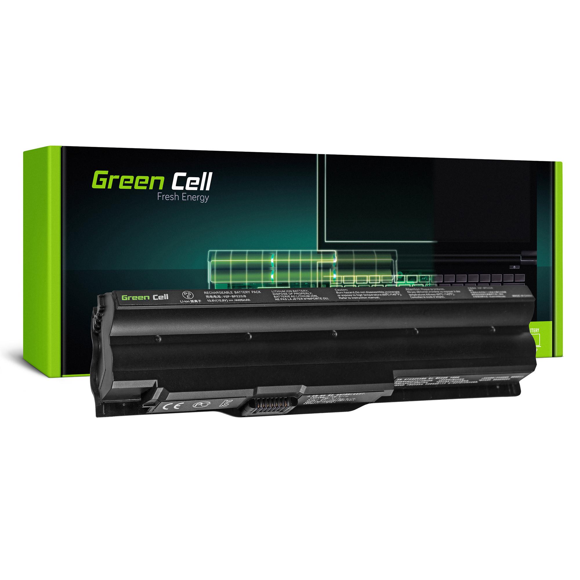 Battery for Sony Vaio VPCZ12S1C CN1 VPCZ13M9E/B / 11,1V 4400mAh