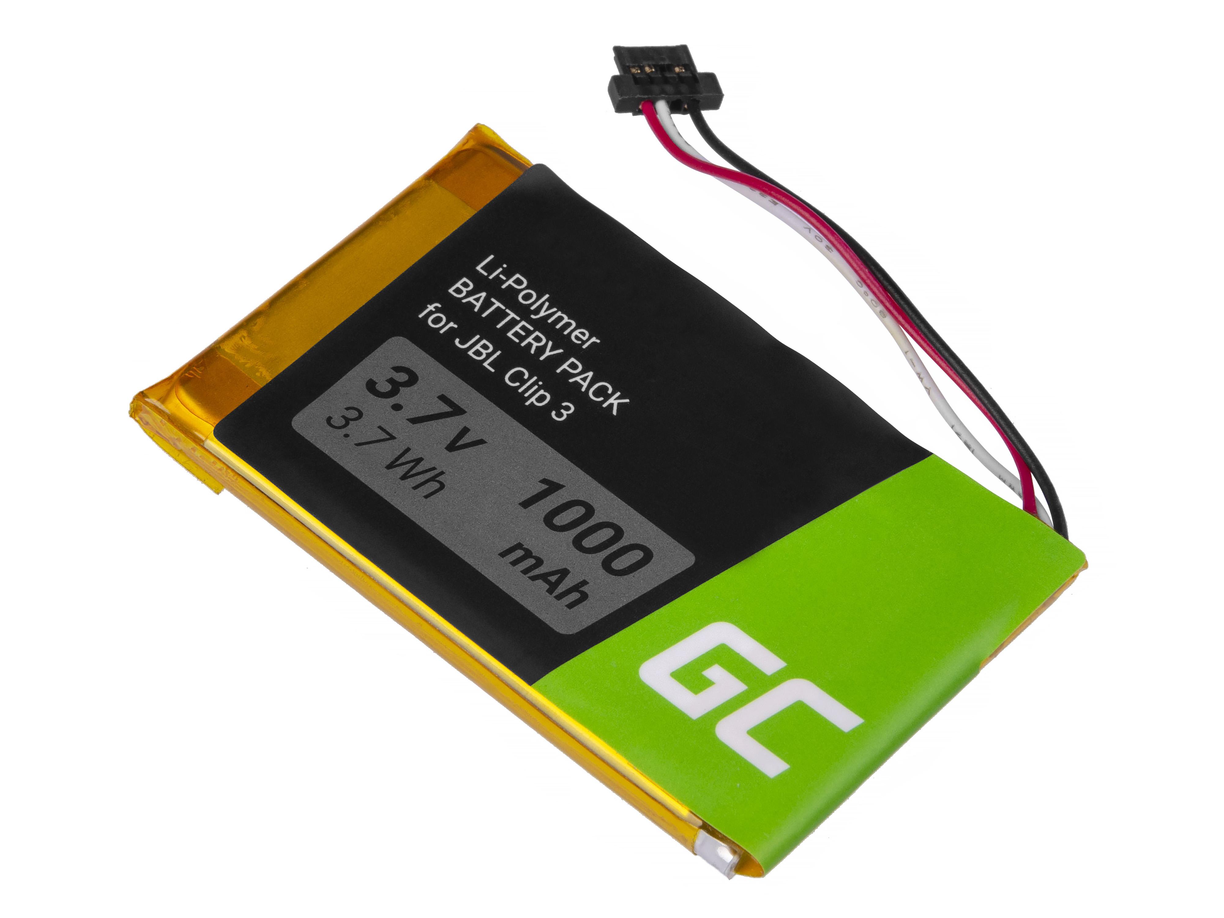 Battery for JBL Clip 3 speaker