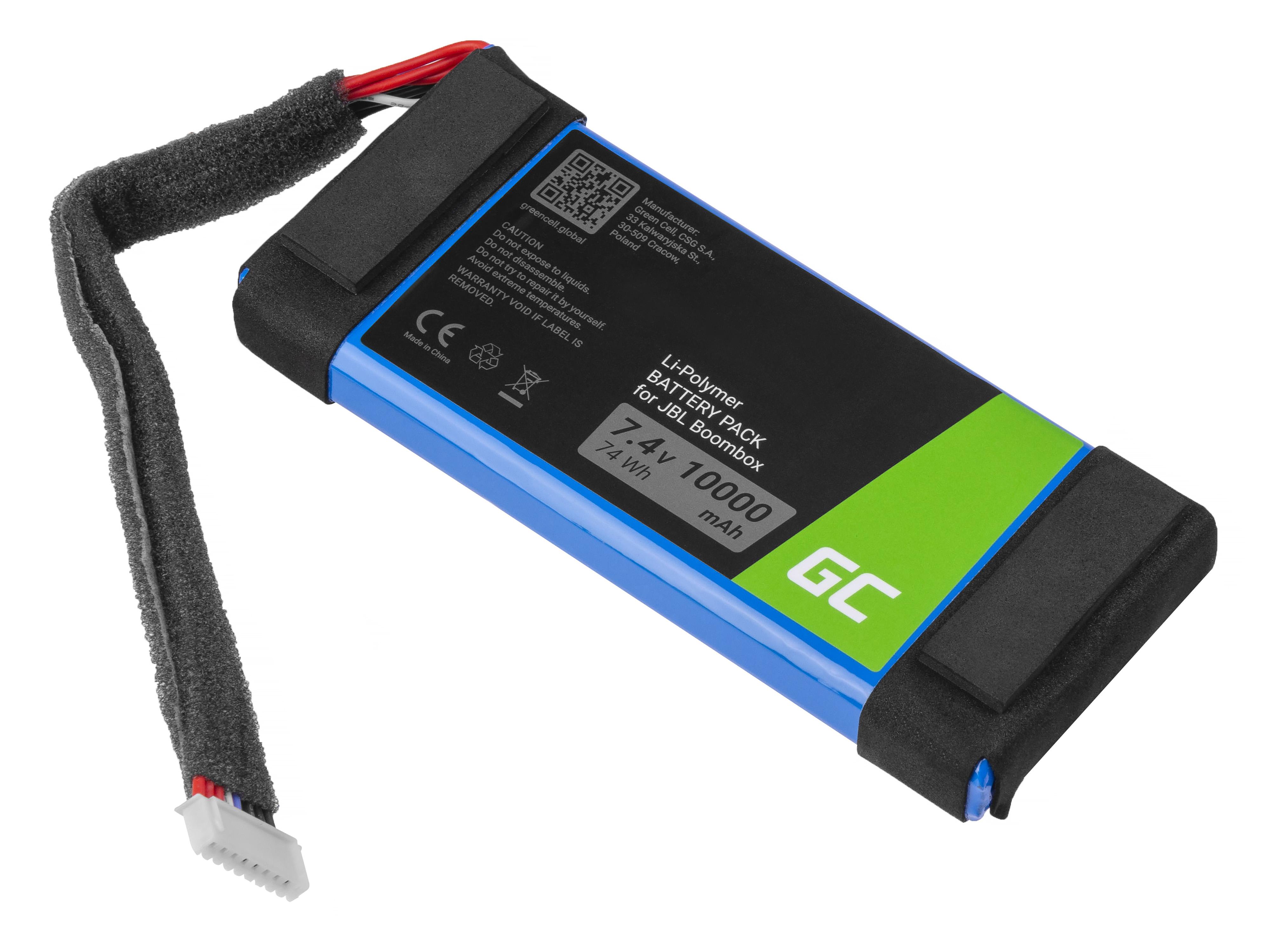 Battery for JBL Boombox Speaker speaker