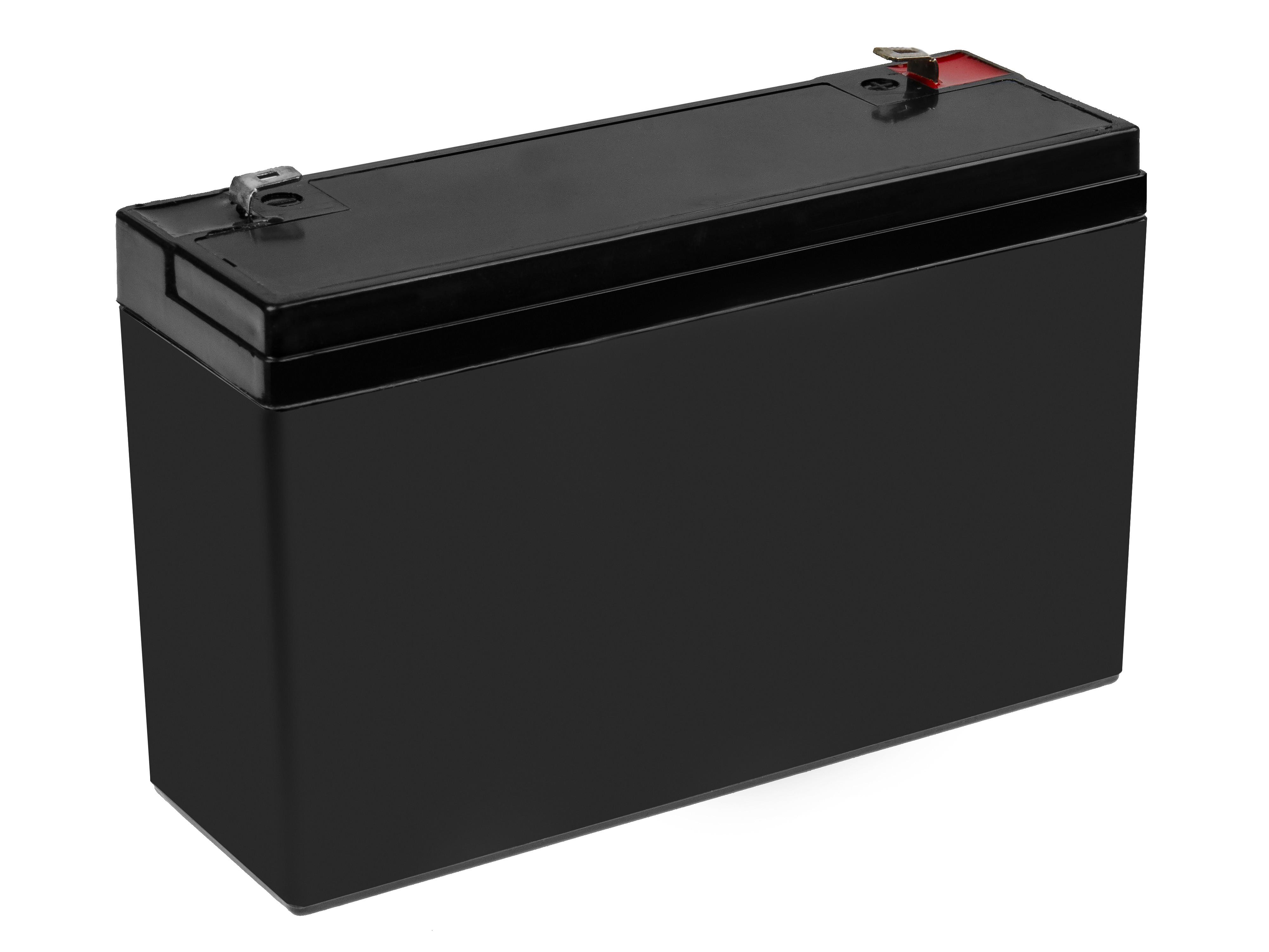 Green Cell AGM Batteri 6V 12Ah