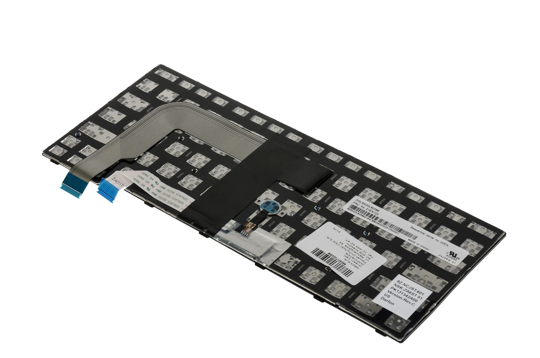 Green Cell Laptop Tangentbord för Lenovo ThinkPad T460 T460P T460S T470 T470P T470S