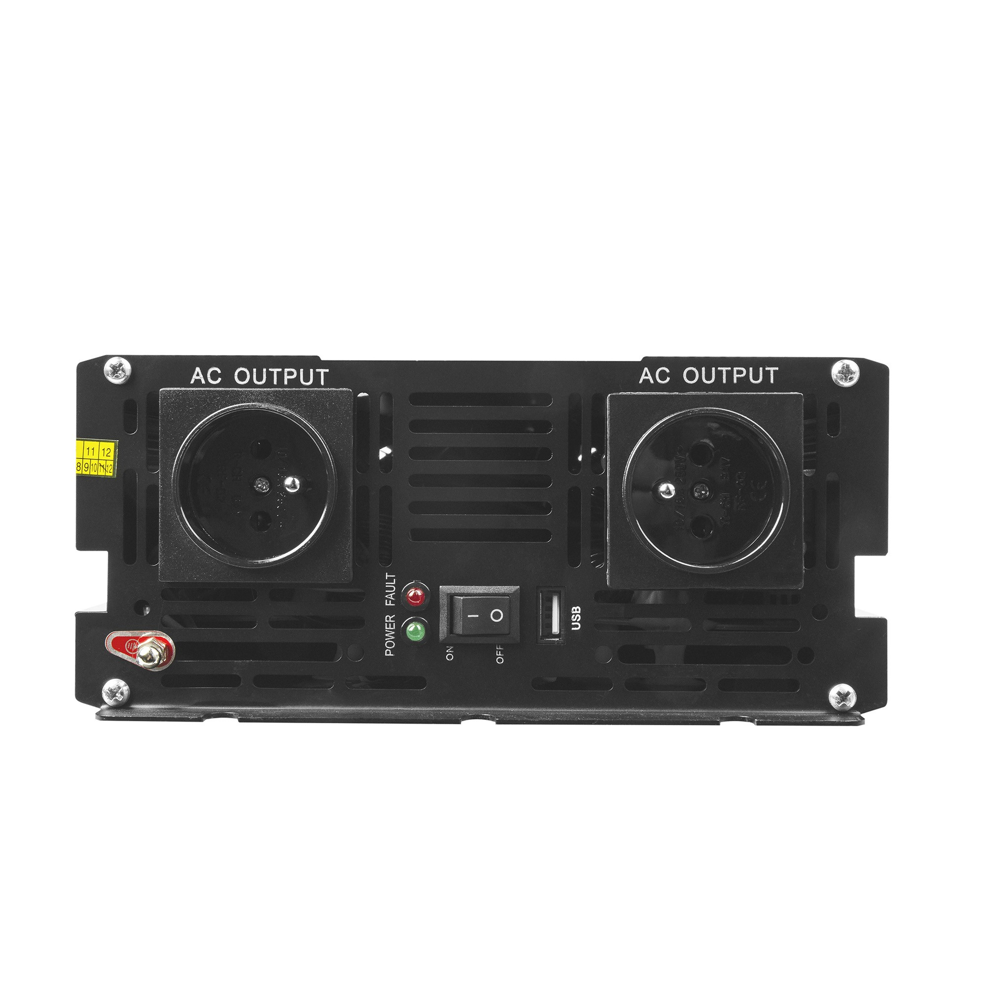 Green Cell Inverter 12V till 230V 3000W/6000W