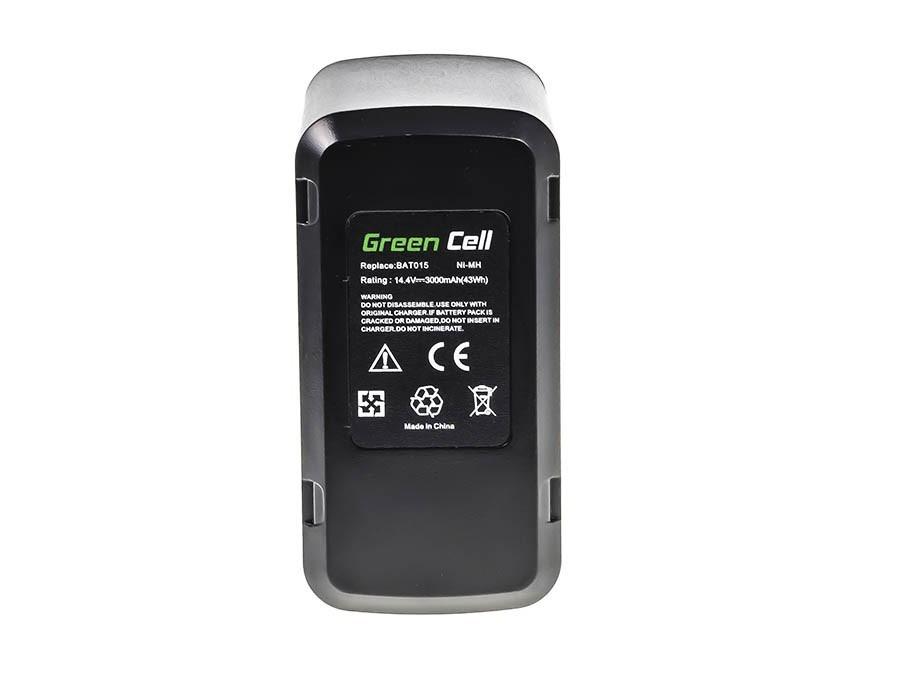 Batteri med elverktyg 26156801 BAT015 för Bosch GSR GSB PSR Skil 3610K 3612 3615K 3650K 3650 3000mAh