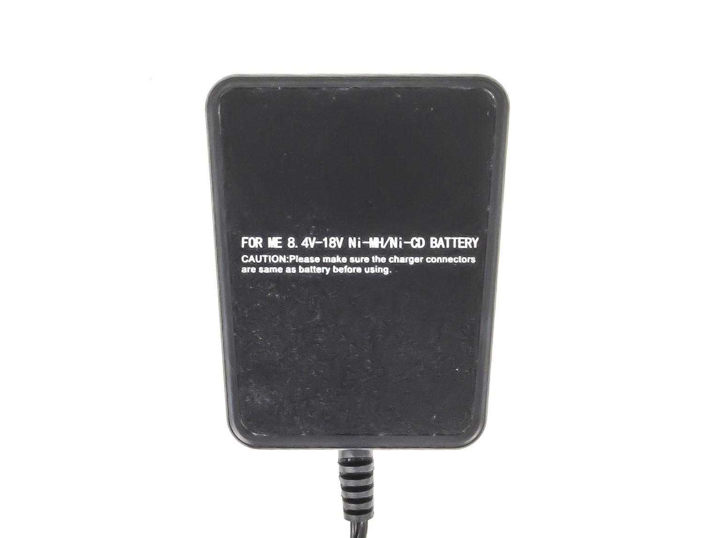 Green Cell batteriladdare för energiverktyg för Metabo 8.4V -18V Ni-MH Ni-Cd