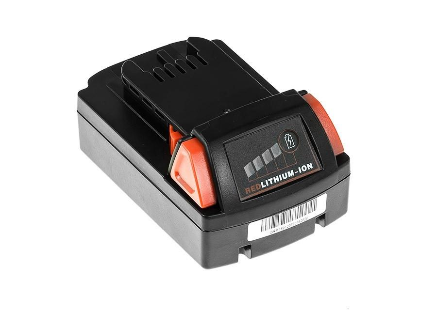 Batteri med energiverktyg 48-11-1830 för Milwaukee C18 M18 18V 2000mAh