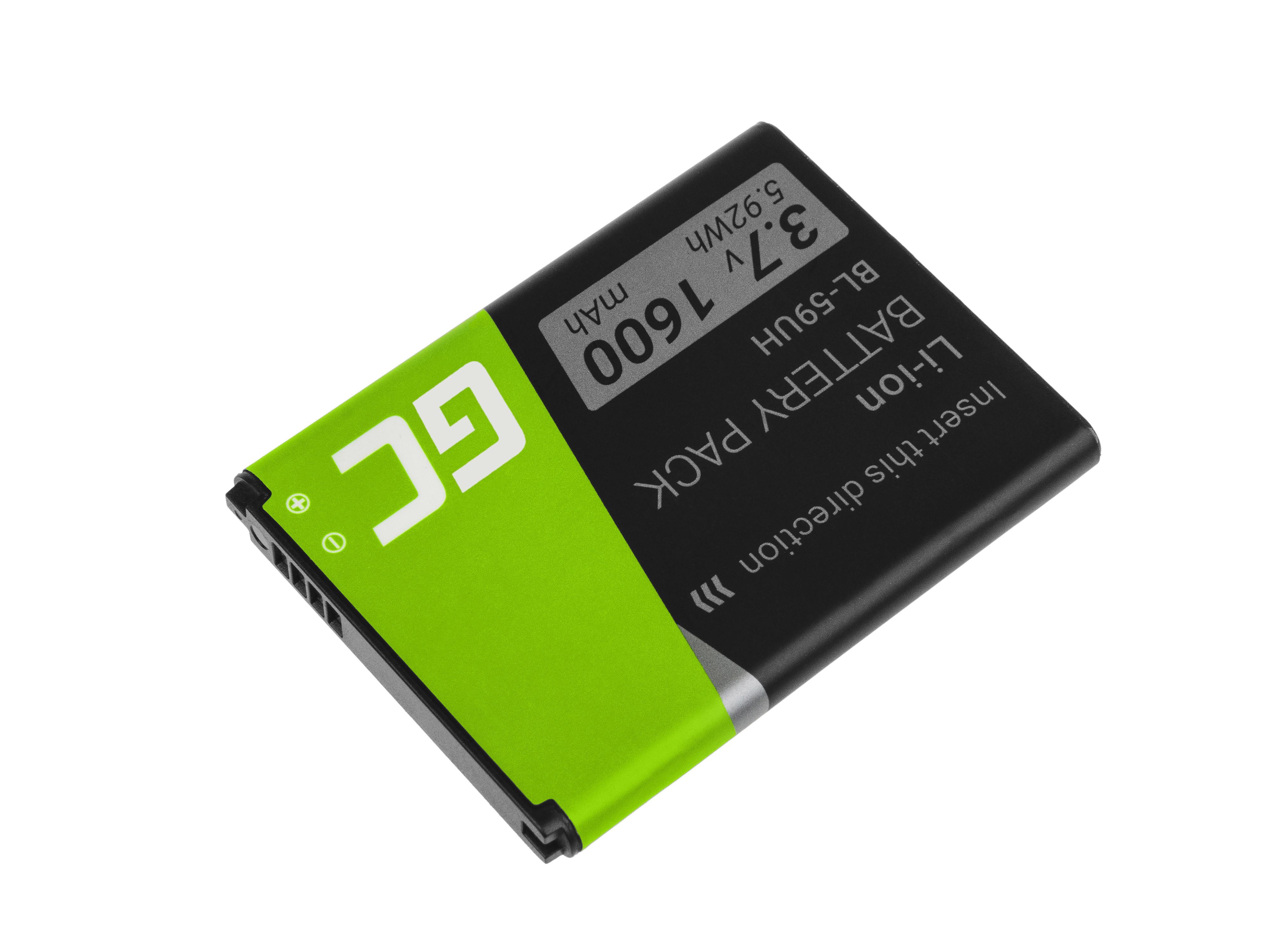 Green Cell Smartphone Batteri för LG G2 MINI BL-59UH