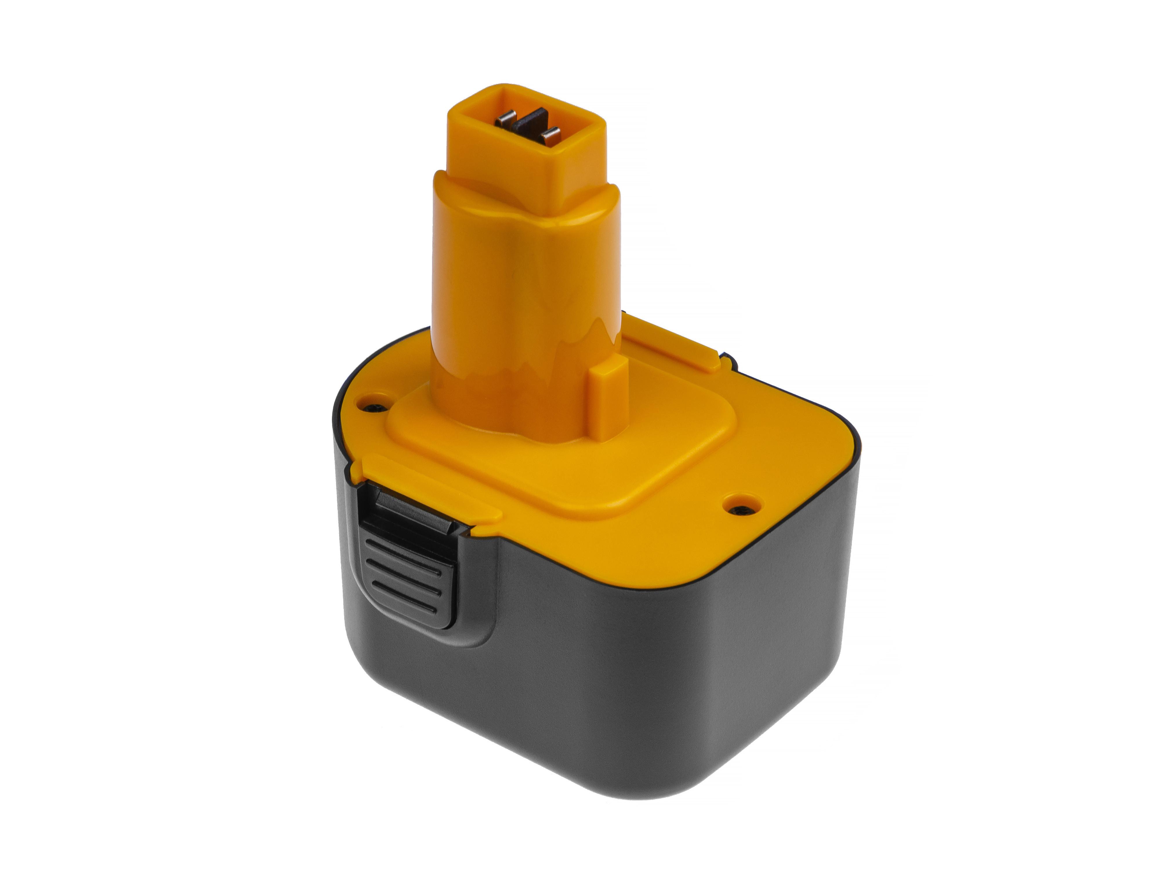 Batteri för elverktyg DE9074 för DeWalt 2802K 2812K DC740KA