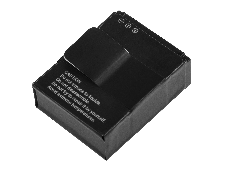 Green Cellkamerabatteri för GoPro HD Hero 3 AHDBT-201 AHDBT-301