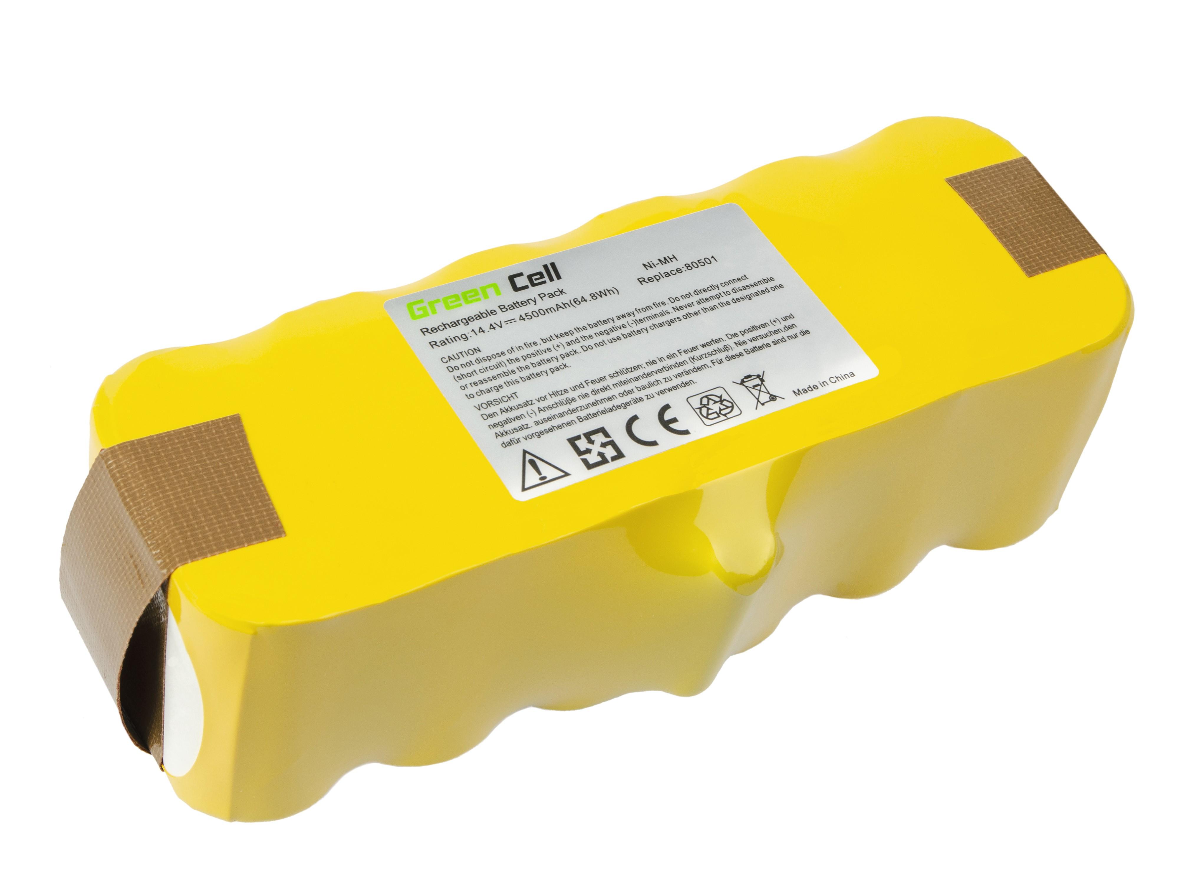 Batteri 80501 för iRobot Roomba 510 530 540 550 560 570 580 610 620 625 760 770 780